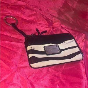 Michael Kors  Cute & SassyKey holder mini wallet.
